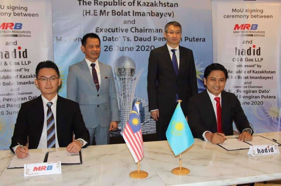 Kazakhstan And Malaysia Expand Business Cooperation